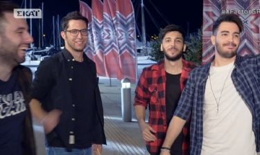 Το Survivor στο X – Factor
