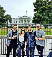 Πλούταρχος-Kings: Περιοδεία στην Αμερική