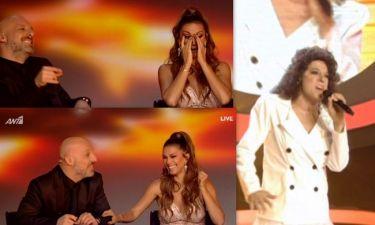 YFSF 4: Δάκρυσαν από τα γέλια οι κριτές με τον Δόμινο ως Celine Dion