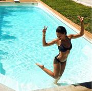 Μαριάννα Καλλέργη: Δείτε την πρώην παίχτρια του Survivor στην πισίνα