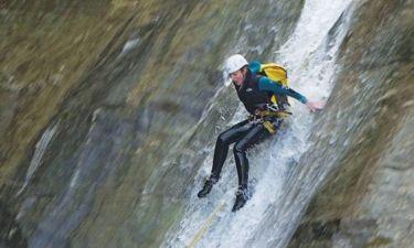 Στεφανία Γουλιώτη: Φαν των extreme sports