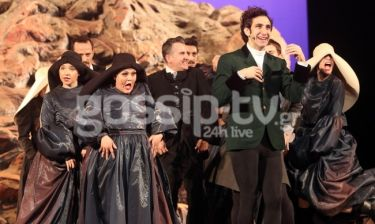 Επίσημη πρεμιέρα για την «Οπερέττα»