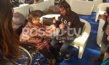 Eurovision 2017: Η συγκινητική έκπληξη και το δώρο στον Πορτογάλο Salvador Sobral