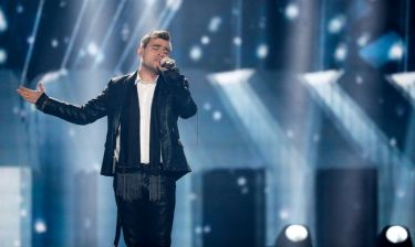 Eurovision 2017: Σλοβενία: Μόνος στη σκηνή ο Omar με το On My Way