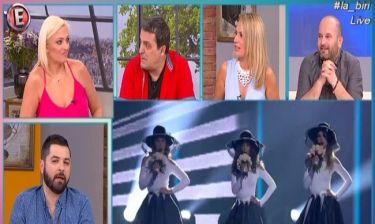 Απίστευτη αποκάλυψη: Ελληνίδα τραγουδίστρια έφαγε χαστούκι πριν βγει στη σκηνή της Eurovision