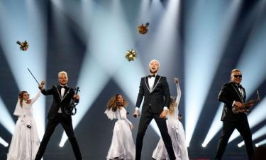 Eurovision 2017: Μολδαβία: Οι νύφες και οι γαμπροί ενθουσίασαν!