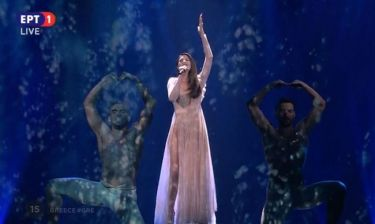 Eurovision 2017: Η εμφάνιση της Demy στον μεγάλο τελικό