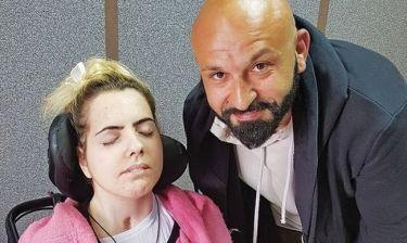 Συγκινητική στιγμή: Ο τραγικός πατέρας που έχασε γιο και σύζυγο συνάντησε την Ασπασία!