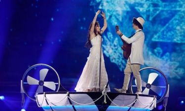 Eurovision 2017: Λευκορωσία: Με βάρκα πάνω στη σκηνή οι Naviband
