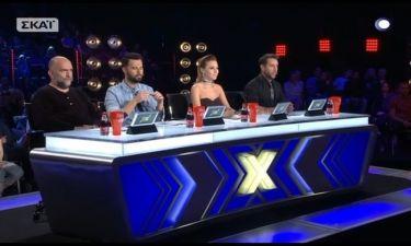 X-factor: Τι είπαν οι κριτές για τα Chair challenge