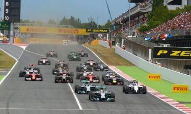 Formula 1 - Γκραν Πρι Βαρκελώνης
