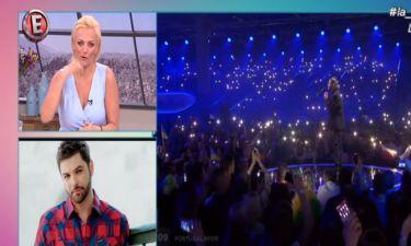 Eurovision 2017:Θέμης Μάλης: «Είναι τόσο μαγειρεμένη η σειρά εμφάνισης που ξεπερνά και τον Φώσκολο»