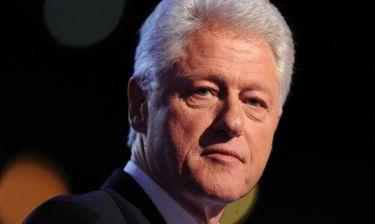 Πολιτικό θρίλερ γράφει ο Μπιλ Κλίντον