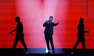 Eurovision 2017: Κύπρος: Ο Hovig με τη... βαρύτητά του ενθουσίασε το Eurovision Arena!