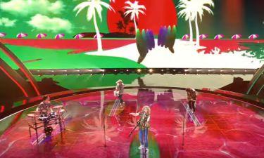 Eurovision 2017: Ισπανία: Ήλιος, θάλασσα και wind surf στη σκηνή!