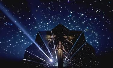Eurovision 2017: Ηνωμένο Βασίλειο: Έκρηξη από… χρυσό στη σκηνή του Eurovision Arena!