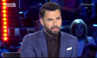 X-factor: Παπαδόπουλος: Με το «καλησπέρα» έδωσε την πρώτη καρέκλα