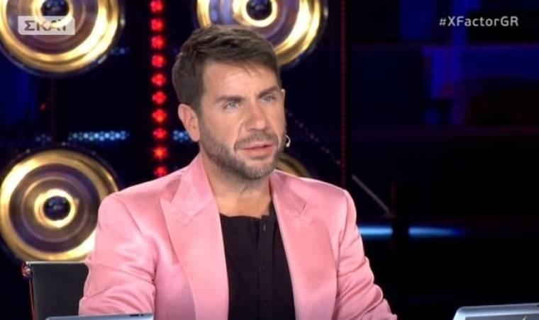 X-factor: Γιώργος Μαζωνάκης σε διαγωνιζόμενη: «Είσαι …άρα»