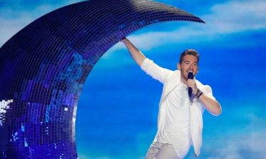 Eurovision 2017: Αυστρία: Τραγουδώντας πάνω σε φεγγάρι ο Nathan Trent