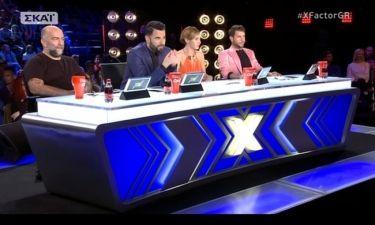 X-factor: Παπαδόπουλος: Δείτε ποια σήκωσε για να καθίσει άλλη στη θέση της