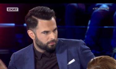 X-factor: Η μεγάλη ανατροπή της βραδιάς! Παπαδόπουλος: «Είμαι άτυχος που…»
