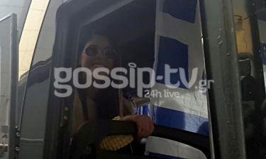 Eurovision 2017: Η Ελληνική αποστολή έφυγε για την Αρένα (φωτό & video)