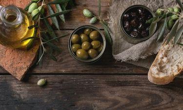 Η διατροφική αξία της ελιάς - Ποιες έχουν τα περισσότερα αντιοξειδωτικά