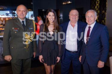 Eurovision 2017: Sushi και η καλύτερη θέα για τη Demy στο δείπνο του μεγάλου χορηγού Π. Μπούμπουρα