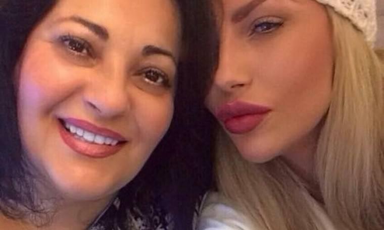 Η Ζέτα για την μαμά της: «Τι μπορώ να πώ και τι να περιγράψω…» (Nassos blog)