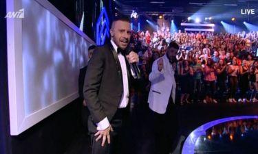 YFSF 4: Ο Μακαλιάς «έκλεψε» τις εντυπώσεις ως  Justin Timberlake