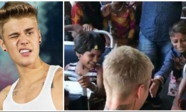 Ο Justin Bieber όπως δεν τον έχετε ξαναδεί