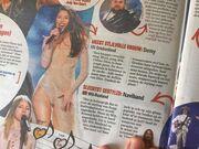Ποιος συγκρίνει την Demy με την Celine Dion;