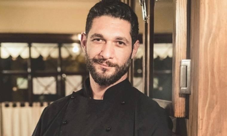 Πάνος Ιωαννίδης: «Η μαγειρική για μένα είναι καλλιτεχνία και τρόπος ζωής»