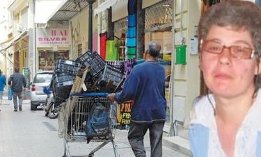 Ρακοσυλλέκτης κακοποιούσε στα Σεπόλια τη 47χρονη που βρήκε η Νικολούλη