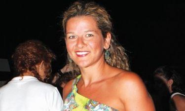 Κατερίνα Τοπούζογλου: Μάζεψε 240 κιλά σκουπιδιών!