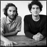 Joshua και Benjamin Safdie- σκηνοθέτες της ταινίας