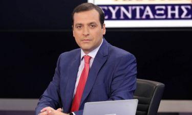 Νίκος Παναγιωτόπουλος: «Η πρότασή μου στην ΕΡΤ ήταν ν' αλλάξει το κόνσεπτ του δελτίου»