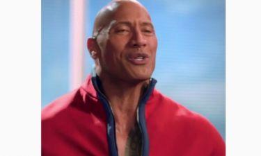 Ο Dwayne Johnson περνά από… casting τον Michael Phelps για μια θέση στο Baywatch
