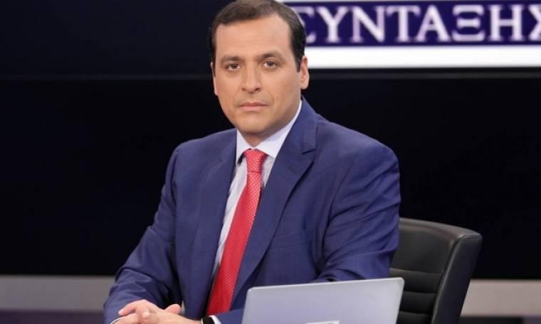 Νίκος Παναγιωτόπουλος: «Κάποιοι δεν μπορούν να ξεφύγουν από το ΄΄μαύρο''»