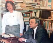 Βλασσία Παυλοπούλου: Η γυναίκα που στηρίζει τον Πρόεδρο της Δημοκρατίας