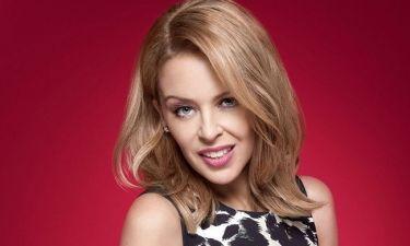Τρελό throw back από την Kylie Minogue