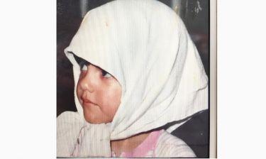 Ποιο είναι το κοριτσάκι της φωτογραφίας;