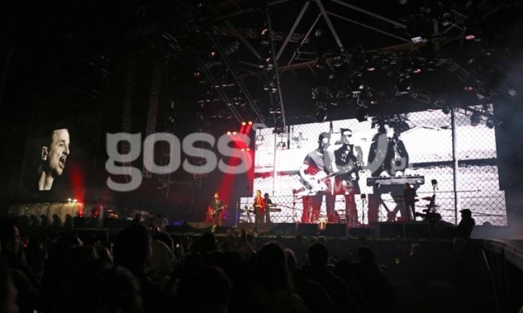 Oι θρυλικοί Depeche Mode επιστρέψαν  στην Ελλάδα