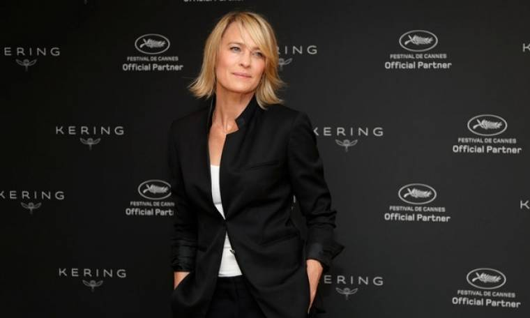 Robin Wright: Ο σεξισμός που βίωσε στα 17 της