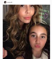 Ιωάννα Λίλη: Selfie με την κόρη της