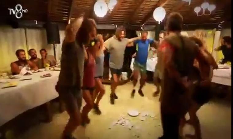 Survivor: Το γλέντι με τους Τούρκους και το χαστούκι Τουρκάλας στον Βάσαλο! (Nassos blog)