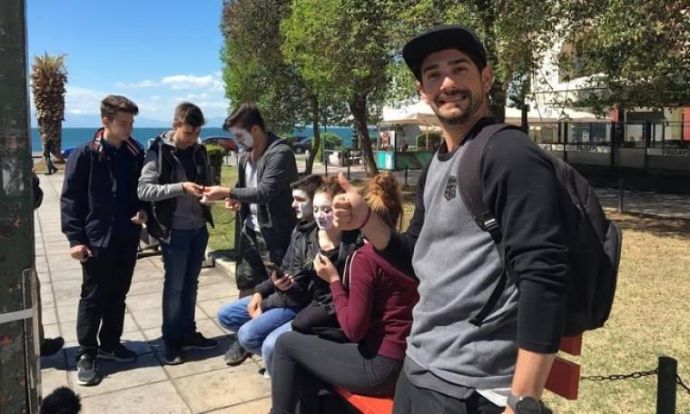 «Teen City Vibe»: Η επίσκεψη στη Θεσσαλονίκη