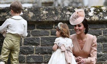 Η αταξία του πρίγκιπα George στον γάμο, που λίγο έλειψε να βγάλει την Kate Middleton εκτός εαυτού