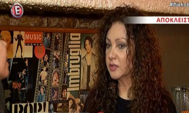 Σοφία Αρβανίτη: «Θα πήγαινα Eurovision, για να σβήσω με σπρέι το «Μακεδονία» από το FYROM»