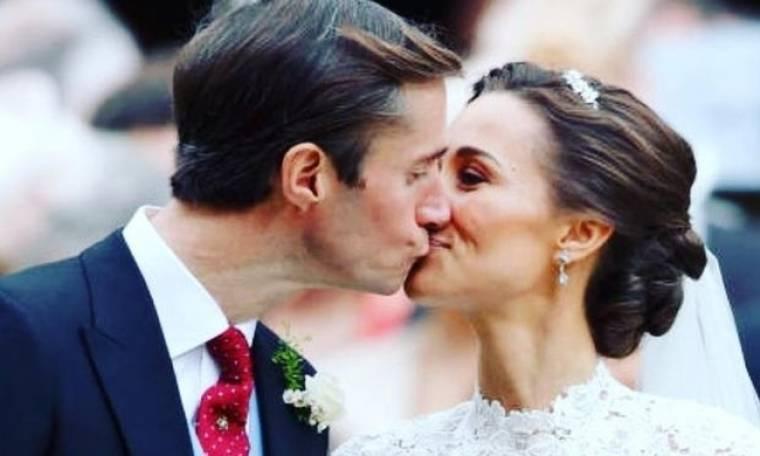 Ήρθε η ώρα να δεις και το προσκλητήριο του γάμου της Pippa Middleton